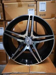 "Wheels mags BMW x1 and  x3 18"" new in box 5x112"