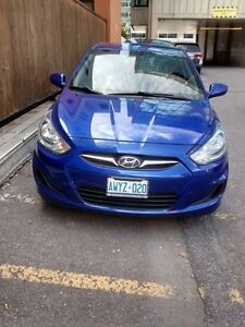 2013 Hyundai Accent GL Hatchback