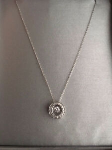 Diamond Necklace, brand new