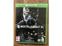 Mortal Kombat XL Xbox one, All DLC included. Like new.