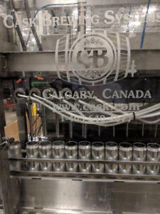 CASK 5 Head Canning Line