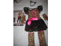Girls dresses and cos play bundle 3 - Age 8-10