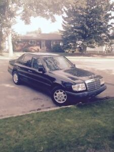 Well maintained Mercedes for sale!