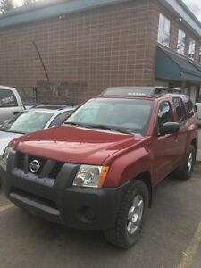 2007 Nissan Xterra Off-Road