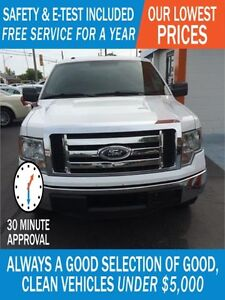 2012 Ford F-150 XLT SuperCab 6.5-ft. Bed