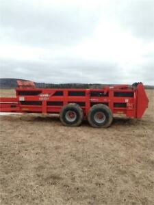 2011 KUHN KNIGHT 2044 MANURE SPREADER