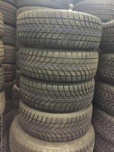 205 / 55 R16 Zeta Winter tires + 5x114.3 Steel Wheels BRAND NEW