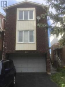 Single Family Home for rent (In Toronto)