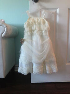 Princess Floor-length Flower Girl Dress 3- 4
