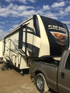 2018 FOREST RIVER SIERRA SEF3350BH