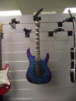 Guitare electrique Jackson DINKY 2 EDS made in japan 499.95$