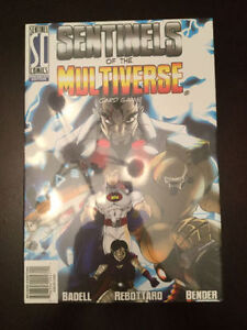 Sentinels of the Multiverse board/card game - 2nd Edition