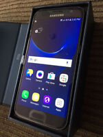 Samsung Galaxy S7 32gb Black Swap/Trade for iphone 6s
