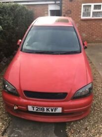 "Vauxhall Astra ""G"" 2.0 SRI Breaking"
