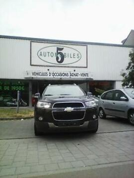 Chevrolet Captiva 2.2 TCDi FWD Limited Edition 7 PLACES