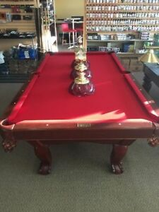 We Sell and Buy Pool Tables !!