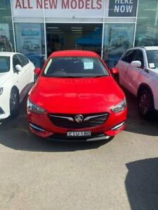 2018 Holden Commodore ZB MY18 RS Liftback Red 9 Speed Sports Automatic Liftback Cardiff Lake Macquarie Area Preview