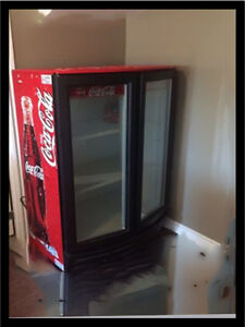 Coca cola Fridge Kitchener / Waterloo Kitchener Area image 1