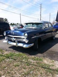 1952 Ford Customline ready for summer!! $15000 OBO