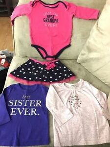 6-12 months girls lot