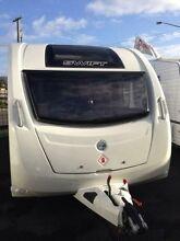 2014 Swift EXPLORER 4FB MK2  Caravan Unanderra Wollongong Area Preview