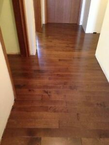 Hardwood, Laminate Flooring & Stair Installations Kitchener / Waterloo Kitchener Area image 2