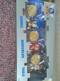 brand new unopened sonic boom toys
