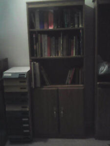 Tall & Small bookcases