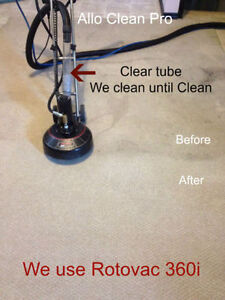 Professional carpet cleaning Edmonton Edmonton Area image 1