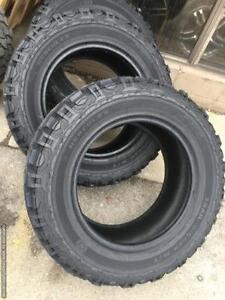 Four New LT 35 x 12.5 R20 Hercules Trail Digger MT Tires