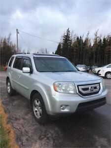 2009 Honda Pilot EX-L 8 Passenger!!! DOOR CRASHER SALE!!!$9999!!