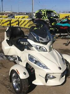 2012 CAN AM SPYDER RT (SE6)