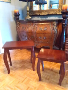2 Nesting Tables