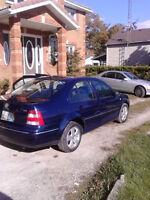 2004 Volkswagen Jetta Sedan..... Diesel  TDI