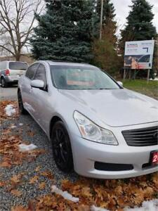 2008 INFINITI G35X Sedan Sport **NEW YEAR SALE**
