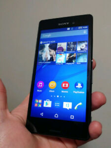 Sony Xperia M2 Aqua for fido , Rogers and Chatr