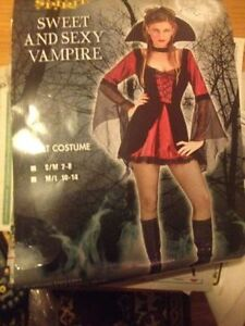 Adult Sweet and Sexy Vampire costume