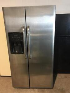 Frigidaire Stainless steel fridge - FREE DELIVERY