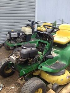 Looking For Lawn Tractors