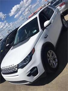 2016 Land Rover Discovery Sport HSE, AWD, NAV, BACKUP CAM