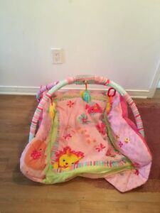 Bright stars baby play mat. AVAILABLE