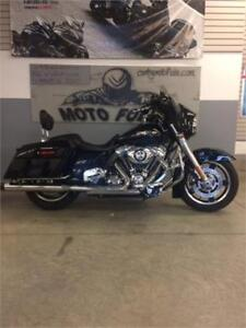 HARLEY-DAVIDSON FLHX STREET GLIDE 2009 IMPECCABLE !!
