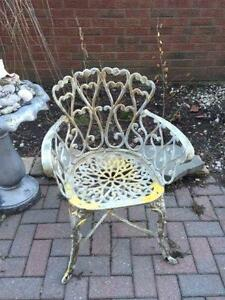 ***** Wrought Iron Chair *****