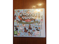 Harvest Moon 3DS Game