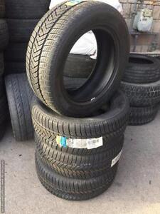 New 235 / 60 R18 & 255 / 55 R18 Pirelli Scorpion Winter MACAN