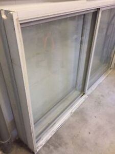 *** 7 Wooden framed windows for sale *** Good for camp/garage