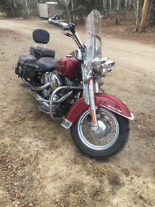 Heritage Softail Classic - GREAT SHAPE