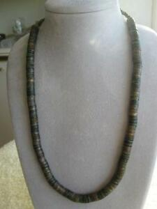 MOST UNUSUAL 26-INCH SPORTY RUSTIC NECKLACE from the '60's!