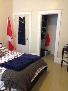 Summer Sublet May 1-August 21st; large room + en-suite bathroom