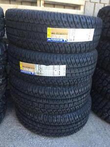 Four Brand New 31x10.5R15 Michelin LTX A/T2 Tires